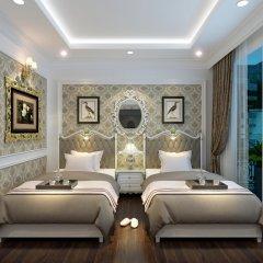 Hanoi Cristina Hotel & Travel комната для гостей фото 5