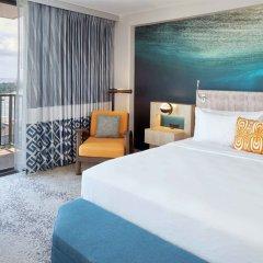 Отель Waikiki Beachcomber by Outrigger комната для гостей фото 5
