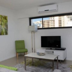 Апартаменты Atrio Apartments комната для гостей фото 4