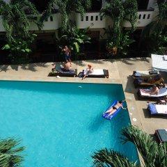 Отель Bonkai Resort Таиланд, Паттайя - 1 отзыв об отеле, цены и фото номеров - забронировать отель Bonkai Resort онлайн бассейн