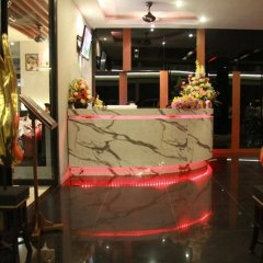 Hemingways Silk Hotel интерьер отеля