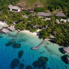 Отель Maitai Polynesia Французская Полинезия, Бора-Бора - отзывы, цены и фото номеров - забронировать отель Maitai Polynesia онлайн с домашними животными