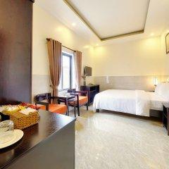 Отель Hoi An Ivy Hotel Вьетнам, Хойан - отзывы, цены и фото номеров - забронировать отель Hoi An Ivy Hotel онлайн комната для гостей фото 5