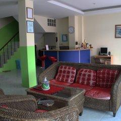 Отель Patong Palm Guesthouse интерьер отеля