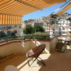 Отель Punto Casa Scalea Италия, Скалея - отзывы, цены и фото номеров - забронировать отель Punto Casa Scalea онлайн балкон
