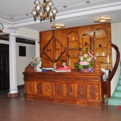 Hoian Nostalgia Hotel & Spa интерьер отеля фото 2