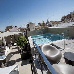 Отель Vincci Mercat балкон