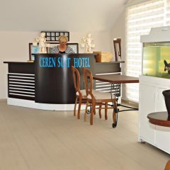 Ceren Family Suit Hotel Сиде интерьер отеля