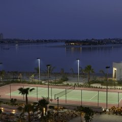 Отель Waldorf Astoria Dubai Palm Jumeirah спортивное сооружение