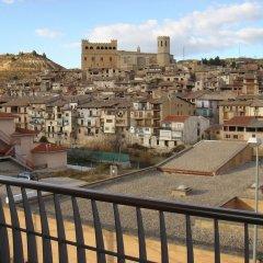 Отель El Salt Испания, Вальдерробрес - отзывы, цены и фото номеров - забронировать отель El Salt онлайн балкон