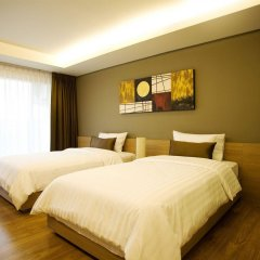 Отель Golden Pearl Hotel Таиланд, Бангкок - отзывы, цены и фото номеров - забронировать отель Golden Pearl Hotel онлайн комната для гостей фото 5