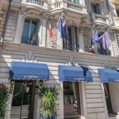 Отель Hôtel Le Grimaldi by Happyculture Франция, Ницца - 6 отзывов об отеле, цены и фото номеров - забронировать отель Hôtel Le Grimaldi by Happyculture онлайн фото 2