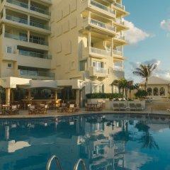 Отель Nyx Cancun All Inclusive Мексика, Канкун - 2 отзыва об отеле, цены и фото номеров - забронировать отель Nyx Cancun All Inclusive онлайн бассейн фото 2