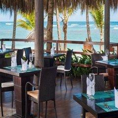 Отель Zoetry Agua Punta Cana All Inclusive питание фото 2