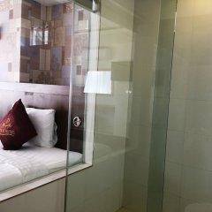 Dubai Nha Trang Hotel ванная фото 2