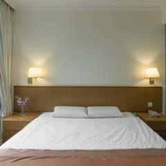 Отель New Cape Inn комната для гостей