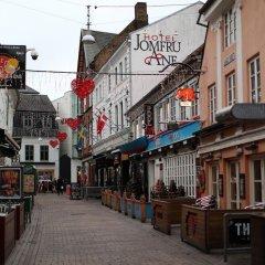 Отель Jomfru Ane Дания, Алборг - 1 отзыв об отеле, цены и фото номеров - забронировать отель Jomfru Ane онлайн