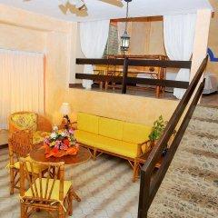 Отель Casa Sun And Moon Сиуатанехо удобства в номере