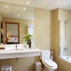 Отель Silken Sant Gervasi Испания, Барселона - 1 отзыв об отеле, цены и фото номеров - забронировать отель Silken Sant Gervasi онлайн ванная фото 2