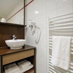 Отель Appart'City Nice Acropolis Франция, Ницца - 6 отзывов об отеле, цены и фото номеров - забронировать отель Appart'City Nice Acropolis онлайн ванная фото 2