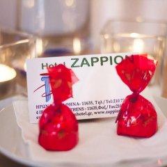Отель Zapion Афины в номере