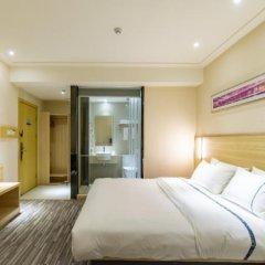 Отель City Comfort Inn Guangzhou Railway Station Sanyuanli Metro Station комната для гостей фото 4