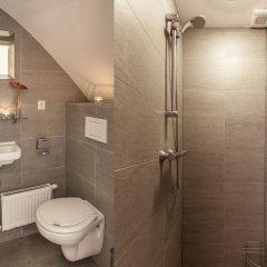 Отель Livia's Hideaway: Elegant Canal Нидерланды, Амстердам - отзывы, цены и фото номеров - забронировать отель Livia's Hideaway: Elegant Canal онлайн ванная