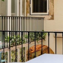 Отель Borges Chiado Португалия, Лиссабон - 2 отзыва об отеле, цены и фото номеров - забронировать отель Borges Chiado онлайн балкон