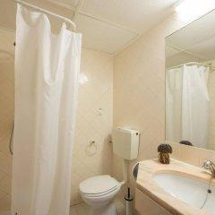 Отель Amazonia Lisboa Hotel Португалия, Лиссабон - 5 отзывов об отеле, цены и фото номеров - забронировать отель Amazonia Lisboa Hotel онлайн ванная фото 2