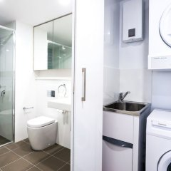 Апартаменты Baxter Street Apartments удобства в номере