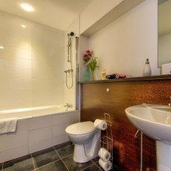 Отель Buchanan Street Apartment Великобритания, Глазго - отзывы, цены и фото номеров - забронировать отель Buchanan Street Apartment онлайн ванная