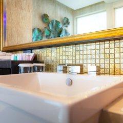 Отель Centara Grand Phratamnak Pattaya ванная фото 2