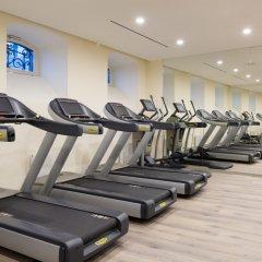 Лотте Отель Санкт-Петербург фитнесс-зал