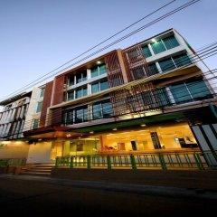 Отель S3 Residence Park Таиланд, Бангкок - 1 отзыв об отеле, цены и фото номеров - забронировать отель S3 Residence Park онлайн вид на фасад
