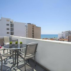 Amorgos Boutique Hotel in Larnaca, Cyprus from 51$, photos, reviews - zenhotels.com balcony