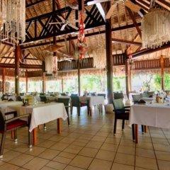 Отель Maitai Polynesia Французская Полинезия, Бора-Бора - отзывы, цены и фото номеров - забронировать отель Maitai Polynesia онлайн питание