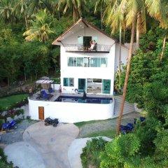 Отель Monkey Flower Villas Таиланд, Остров Тау - отзывы, цены и фото номеров - забронировать отель Monkey Flower Villas онлайн с домашними животными