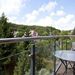Отель Apartamenty Mój Sopot - Horizon Forest C Польша, Сопот - отзывы, цены и фото номеров - забронировать отель Apartamenty Mój Sopot - Horizon Forest C онлайн балкон