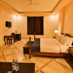 The Sher Garh Resort in Sawai Madhopur, India from 136$, photos, reviews - zenhotels.com guestroom photo 4