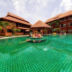 Отель Andamanee Boutique Resort Krabi бассейн фото 2