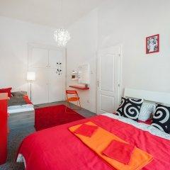 Отель Ostrovni Apartment Чехия, Прага - отзывы, цены и фото номеров - забронировать отель Ostrovni Apartment онлайн комната для гостей