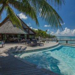 Отель Le Maitai Rangiroa бассейн фото 3