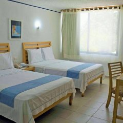Отель Sotavento & Yacht Club Мексика, Канкун - отзывы, цены и фото номеров - забронировать отель Sotavento & Yacht Club онлайн комната для гостей
