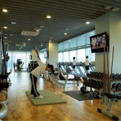 Отель Grand Hotel Южная Корея, Тэгу - отзывы, цены и фото номеров - забронировать отель Grand Hotel онлайн фитнесс-зал фото 3