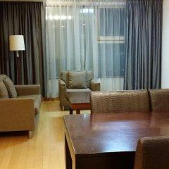 Отель Vabien Suite 1 Serviced Residence Южная Корея, Сеул - отзывы, цены и фото номеров - забронировать отель Vabien Suite 1 Serviced Residence онлайн комната для гостей фото 3