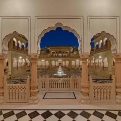Отель The Jaibagh Palace