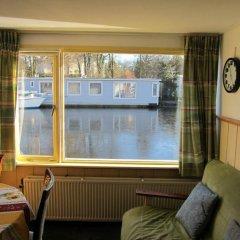 Отель Houseboat under the Mill комната для гостей