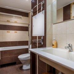 Отель Fortestate Na Dmitriya Ulyanova Москва ванная фото 2