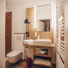 Отель Luckys Inn GmbH Германия, Гамбург - отзывы, цены и фото номеров - забронировать отель Luckys Inn GmbH онлайн ванная