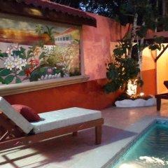 Hotel Boutique Posada Las Iguanas бассейн фото 2